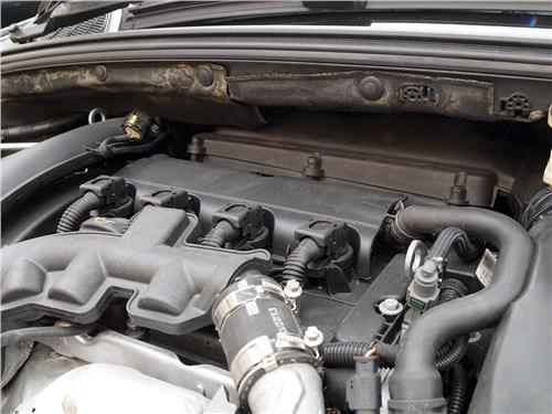 Peugeot 408 2012 двигатель