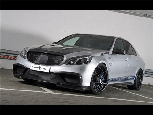 Posaidon | Mercedes-AMG E 63 вид спереди