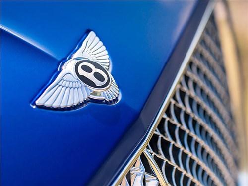 Bentley обещает сюрприз на автосалоне в Женеве