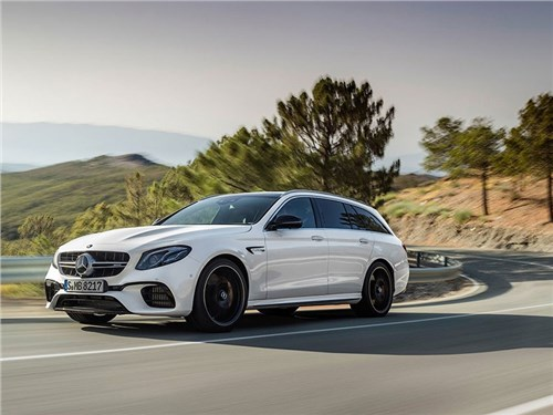 Новость про Mercedes-Benz E-Class AMG - Mercedes-AMG E63 S