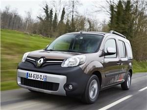 Новость про Renault Kangoo - Renault Kangoo 2014