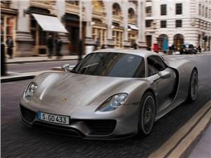 Первый суперкар Porsche 918 Spyder из семи предназначенных для России обрел хозяина