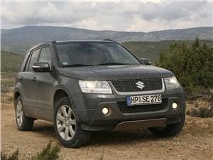 Новость про Suzuki - Suzuki Grand Vitara 2009