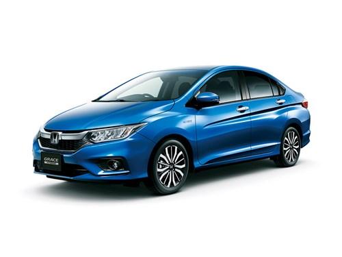 У Honda появился новый маленький седан
