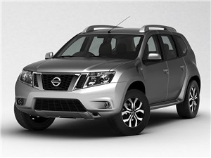 Nissan назвал цену внедорожника Terrano