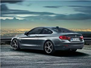 BMW 4-series получит гибридную модификацию