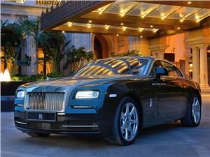 Rolls-Royce готовит открытый кабриолет на базе купе Wraith