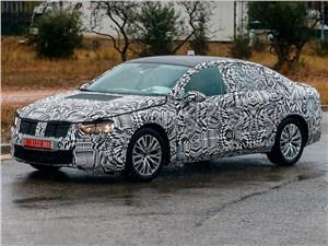 Первые шпионские фотографии нового Volkswagen Passat