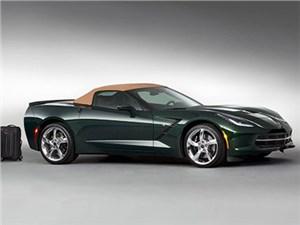 Chevrolet выпустит специальную версию суперкара Corvette Stingray