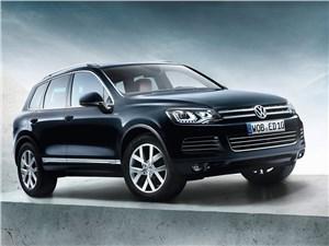 Volkswagen выпустит спецверсию внедорожника Touareg