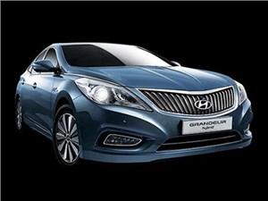 Новость про Hyundai Grandeur - Hyundai Graunder гибрид