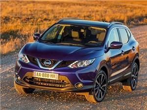В Британии началась сборка автомобилей нового поколения кроссовера Nissan Qashqai