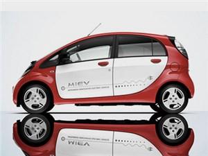 Новость про Mitsubishi i-MiEV - Mitsubishi i-MiEV