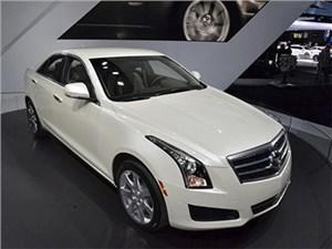 В Китае появится удлиненный седан Cadillac ATS-L