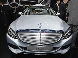 Седаны Mercedes-Benz C-класса нового поколения будут на 75 кг легче