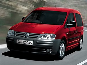 Новость про Volkswagen Caddy - Volkswagen Caddy