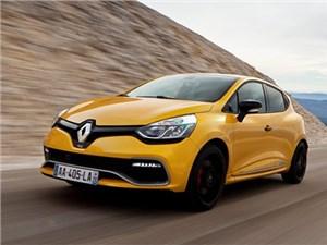 Новый Renault Clio RS появится на российском рынке через месяц