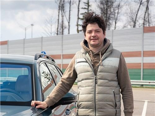 Евгений Багдасаров («Известия»)