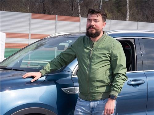 Георгий Голубев, менеджер по связям с общественностью «Киа Моторс Россия и СНГ»