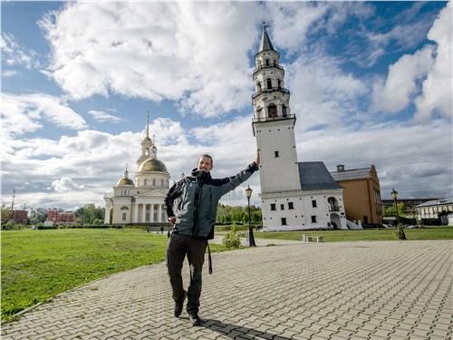 Башня в Невьянске