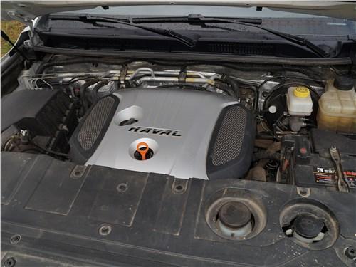 Haval H9 2014 двигатель