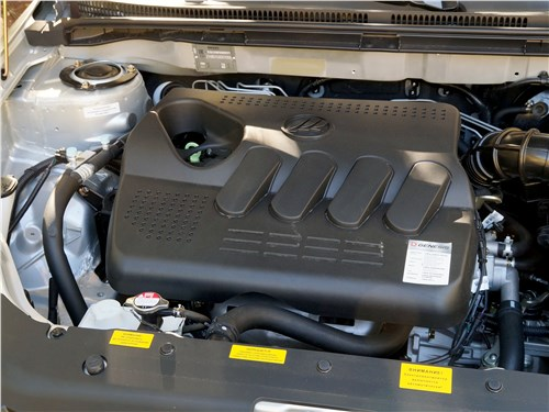 Предпросмотр lifan solano 2016 двигатель