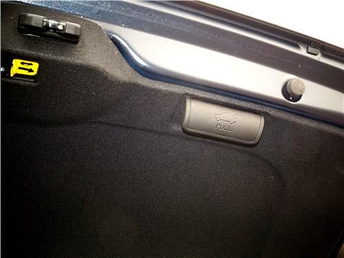 Предпросмотр kia cerato 2016 багажник