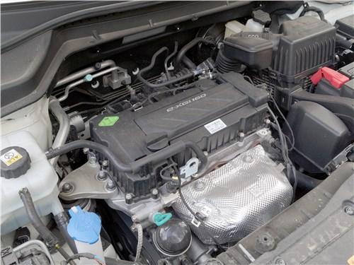 SsangYong XLV 2017 моторный отсек
