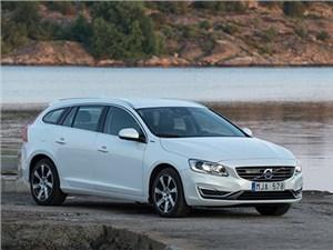 Volvo V60 Plug-in Hybrid уже продается в России