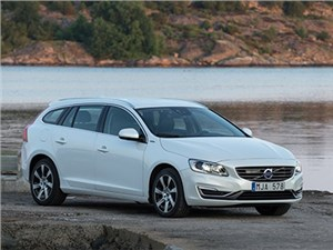 Новость про Volvo V60 - Volvo V60 Plug-in Hybrid 2014