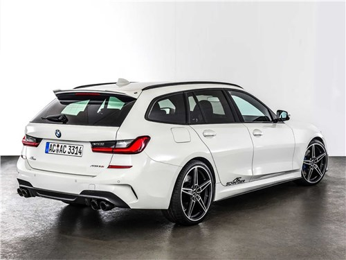 AC Schnitzer   BMW 3 Series Touring вид сзади