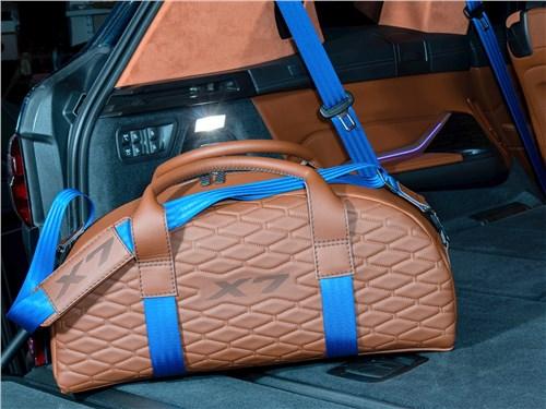 Vilner | BMW X7 сумки с логотипом