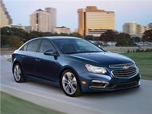 Обновленный Chevrolet Cruze выходит на китайский рынок