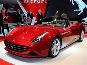 В России начались продажи кабриолета Ferrari California и гиперкара LaFerrari