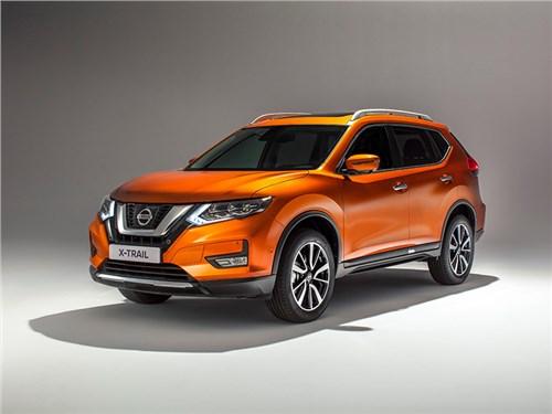 Nissan рассекретил обновленный X-Trail