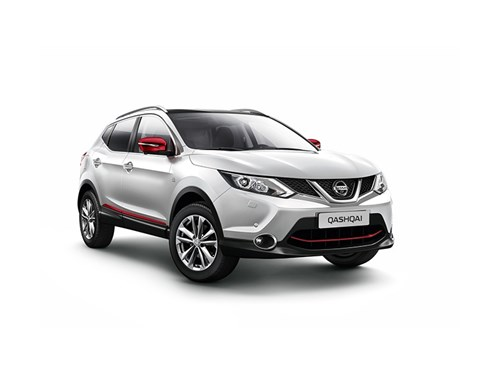 Новость про Nissan Qashqai - Nissan Qashqai