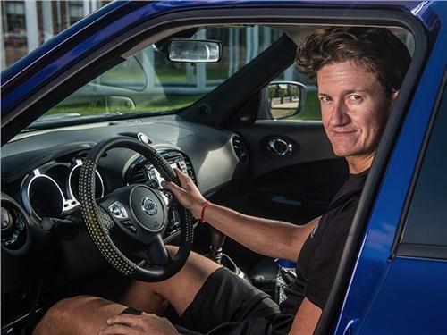 Nissan научил автомобиль предупреждать водителя об обезвоживании