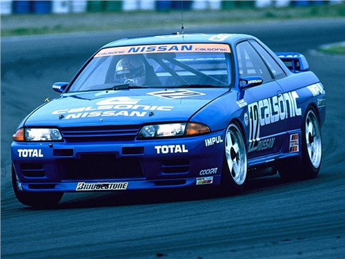 Nissan Skyline GT-R R32 назвали лучшим автомобилем за всю историю NISMO