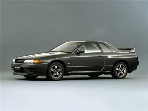 Nissan начнет производство запчастей для Skyline R32 GT-R