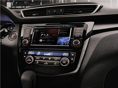 Новость про Nissan - Кроссоверы Nissan получили платформу Яндекс.Авто