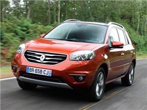 Renault приготовил для российских покупателей новую версию модели Koleos