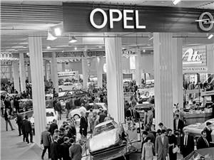 Opel Experimental GT произвел фурор в 1965 г.