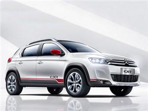 На автосалоне в Гуанчжоу Citroen представит кроссовер C3-XR 2015 модельного года