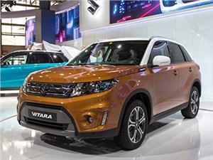 Новость про Suzuki - Suzuki Vitara 2015