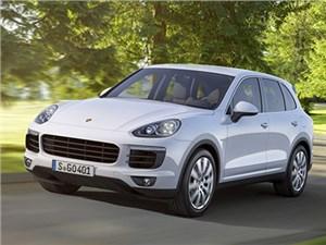 Обновленный Porsche Cayenne выходит на российский рынок