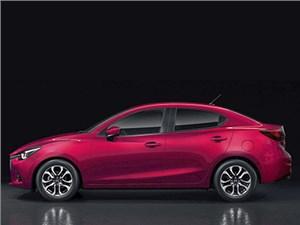 Новость про Mazda 2 - Mazda2 седан 2015