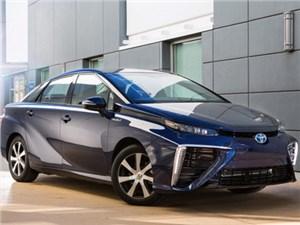 Новость про Toyota - Toyota Mirai