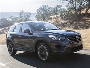 Новость про Mazda CX-5 - Mazda СХ-5 2015