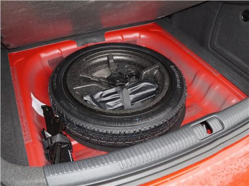 Предпросмотр audi a3 sedan 2017 запасное колесо