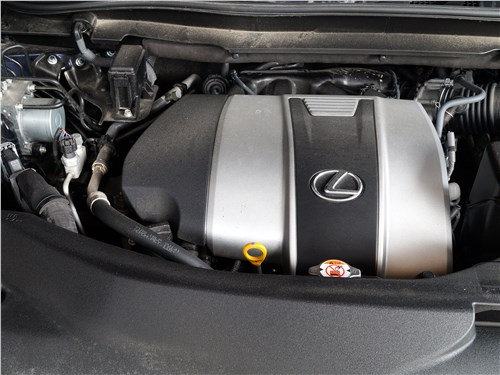 Предпросмотр lexus rx 350l 2018 двигатель